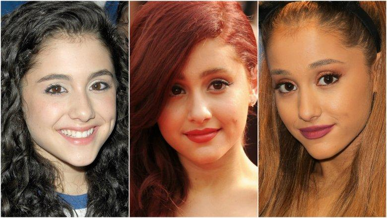 The 30 Best Celebrity Makeup Glow-Ups Ever